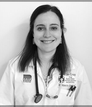 Dr. Rebecca Junenval - Parkway Veterinary Hospital